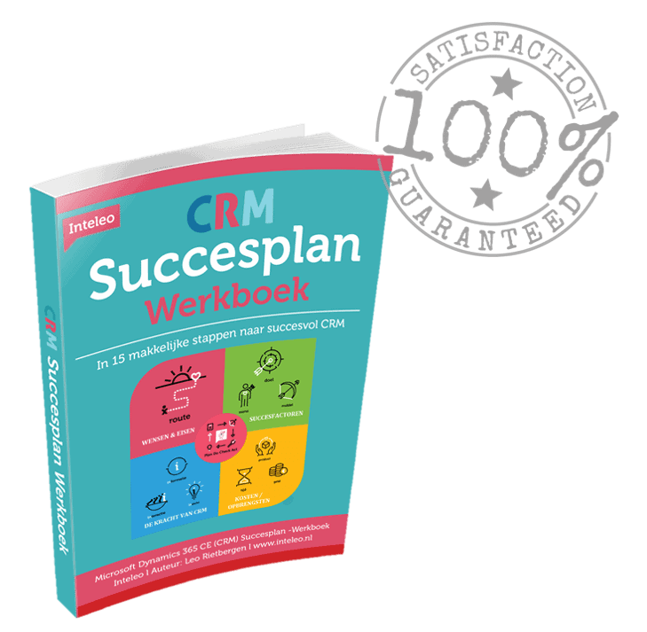 werkboek crm succesplan